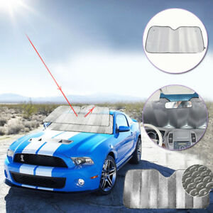 Front Windshield Car Foldable Sun Visor Shade Shield Sunshade Cover Block