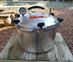 All American 15 Quart High Pressure Sterilizer Model 1915x Autoclave Euc