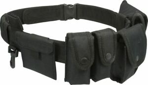 Viper Security Belt System Police Prison Private Bouncer Guard Black