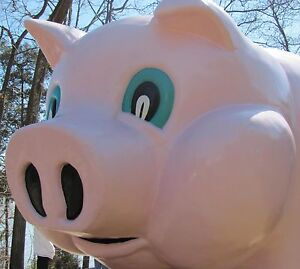 Concession Food Unit one Of A Kind one Pink Pig pop Culture History