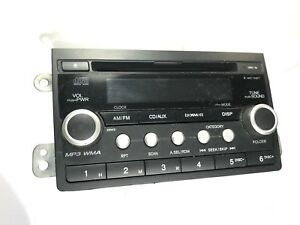 Code 121322003 2007 And Up Honda Element Radio Receiver Cd Player Oem