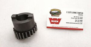 Warn 98530 Splined Cam Gear For 8274 Truck Winch 7562