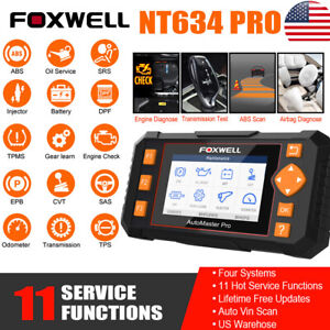 Launch Cr8021 Abs Srs Obdii Scanner Oil Reset Epb Tpms Brt Dpf Diagnostic Tool