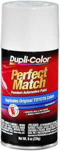 Duplicolor Super White Ii Toyota Touch Up Paint Code 040 8 Oz Bty1556