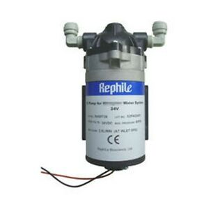 Replacement Of Ro Booster Pump For Millipore Zf3000000