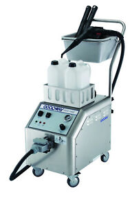 New Commercial Dry Steam Cleaner