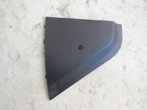 Porsche 944 968 Dashboard Trim End Cap Cover Left Side 1 C 604 944 552 083 00