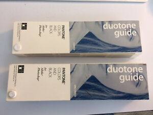 Pantone Duotone Guide Uncoated And Coated For Adobe Photoshop