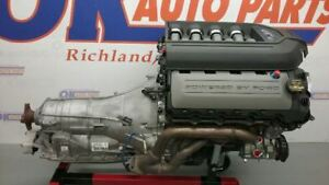 2013 Ford Mustang 5 0 Coyote Engine Automatic 6r80 Transmission Pullout Drop Out