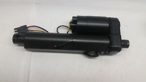 Thomson S24 17a8 03 Linear Actuator 24 Vdc 75lbs 3 Stroke New