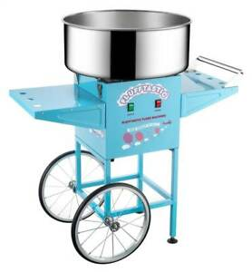 Cotton Candy Machine Floss Maker With Cart id 3493955