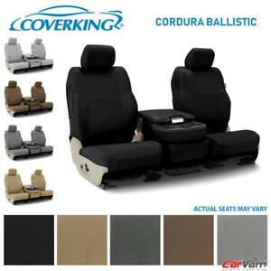 Coverking Cordura Ballistic Front Seat Covers For Chevy Silverado 2500 3500 Hd