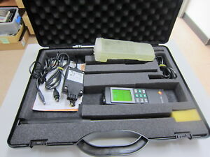 Testo_testo 645 Humidity temperature Measuring Instrument