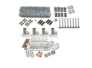 Complete Engine Overhaul Kit Ford 800 900 Tractor Series Gas 4 0 Bore
