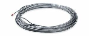 Warn 38423 Winch Wire Rope 3 8 X 125 For M12000 Replacement Cable
