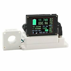 Digital Multimeter Panel Drok Wireless Multifunction Volt Ampere Meter Gauge Dc