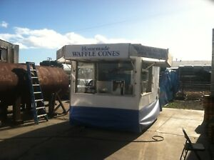 Ice Cream Trailer Concession Trailer