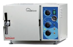 Tuttnauer 1730 Valueklave Autoclave Dental Medical Sterilizer Autoclave New