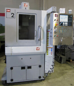 2007 Haas Om 2a office Mill Small Cnc Milling Machine 30000 rpm High Precision