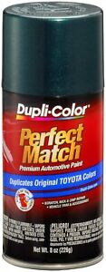 Duplicolor Classic Green Pearl Toyota Touch up Paint Code 040 8 Oz Ebty15977