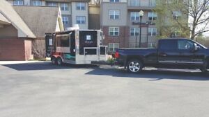 Mobile Kitchen Concession Trailer Food Truck Catering Beautiful