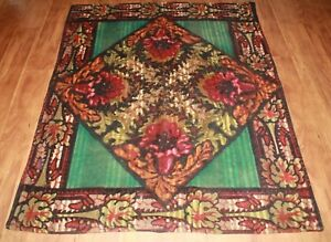 Chase Buggy Sleigh Carriage Blanket Xtra Heavy Victorian Era