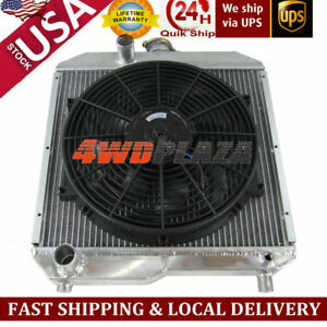 Sba310100291 sba310100440 Tractors Radiator 14 fan For Ford Holland 1510 1710