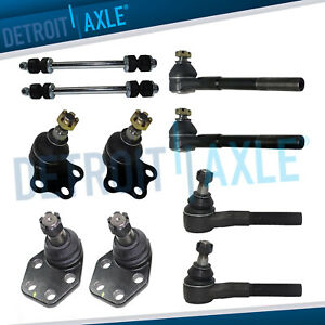 Front Tierod Ball Joint Sway Bar Link Kit 2000 2001 2002 Dodge Ram 2500 3500 2wd