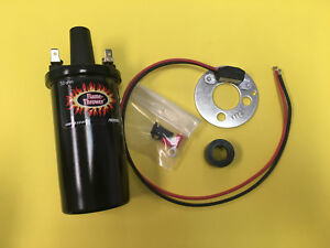 Minneapolis Moline G Gb R Rt U Z Zt Hot Coil Electronic Ignition Conversion Kit