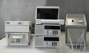 Perkinelmer Series 200 Hplc System