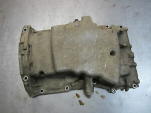 36n113 Engine Oil Pan 2008 Ford Escape 2 3