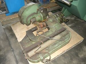 Peddinghaus Hydraulic C frame Punches 2 With Power Unit