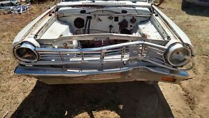 Dodge Dart Gt 270 Wagon Grill Grille Assembly 1965 Only