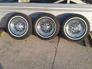 30 Spoke Cragar Wheels 3 Only Stored Many Years