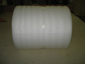 1 8 Pe Foam Packaging Wrap 24 X 275 Per Roll Ships Free