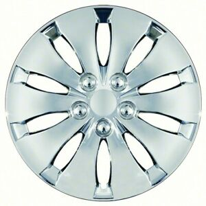 Fits 2008 2012 Honda Accord 4pc 16 Wheel Hubcap Covers