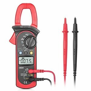Digital Clamp Meter Synerky Cm203 4000 Counts Auto ranging Multimeter Ac dc V
