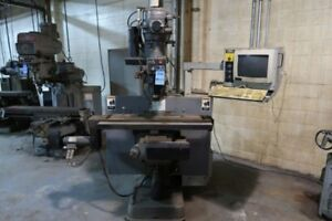 Dx32 Bridgeport 2j head Cnc Vertical Mill 28440
