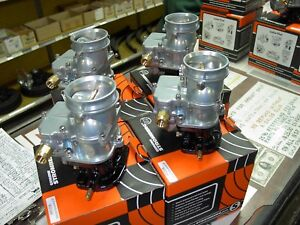 4 Brand New 1932 Ford Roadster Big Big97 Stromberg 97 Carb Carburetors