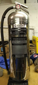 American Lafrance 2 1 2 Gallon Water Fire Extinguisher Pwa 61