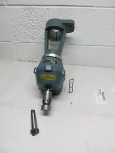 Ettco 4b Tapping Head 1 4 5 8 Steel Capacity Off Clausing 20 Drill Press