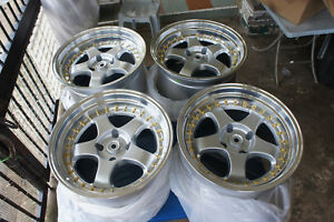 For 240sx 240z 280z Datsun S130 S30 C33 Jdm 17 Classic 5spoke Style Wheels