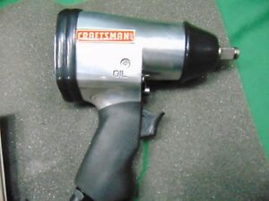 Craftsman 875 191182 1 2in Impact Wrench
