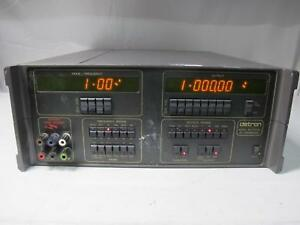 Datron 4200 Ac Voltage current Calibrator 90 Ppm Opt 30 80 90