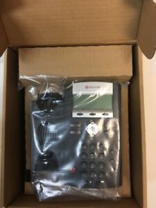Polycom Soundpoint Ip335 Voip Phone Telephone 2200 12375 001 2200 12375 001 Usa