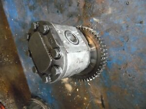 Ford Tw 35 Series 2 Farm Tractor Hydraulic Pump