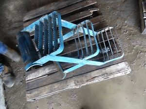 Ford Tw 35 Series 2 Farm Tractor Left Cab Step Assembly