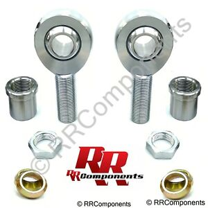 1 2 20 Thread X 1 2 Bore Chromoly Panhard Rod End W Cones fits 1 X 083 Tube