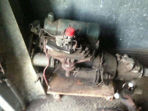 Roots Sunbeam Hillman Arrow Minx Engine
