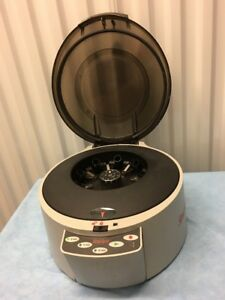 Iris Statspin Express 4 Centrifuge M510 W 8 Place Rotor Medical Laboratory